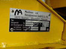 Ver as fotos Camião Unimog MB U500 4x4 Großflächenstreuer GDK 5000 A