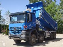 Voir les photos Camion Mercedes 4142 8x8 EURO6 Muldenkipper Carnehl TOP!
