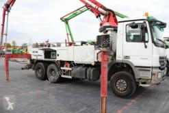 Zobaczyć zdjęcia Ciężarówka Mercedes ACTROS 2636 / CONCRETE PUMP/STETTER SCHWING S34X