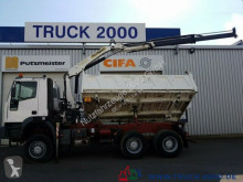 Voir les photos Camion Iveco MP 260E38 6x6 Meiller Palfinger PK12000