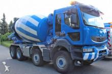 View images Renault Kerax 450    8x4 truck