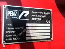 Voir les photos Camion Mercedes 3346   6x4  3346 6x4 mit Kran Penz 17ZR