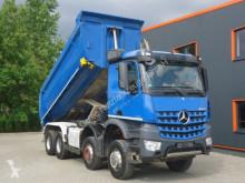 Voir les photos Camion Mercedes 4145 8x6 EURO6 Muldenkipper TOP!