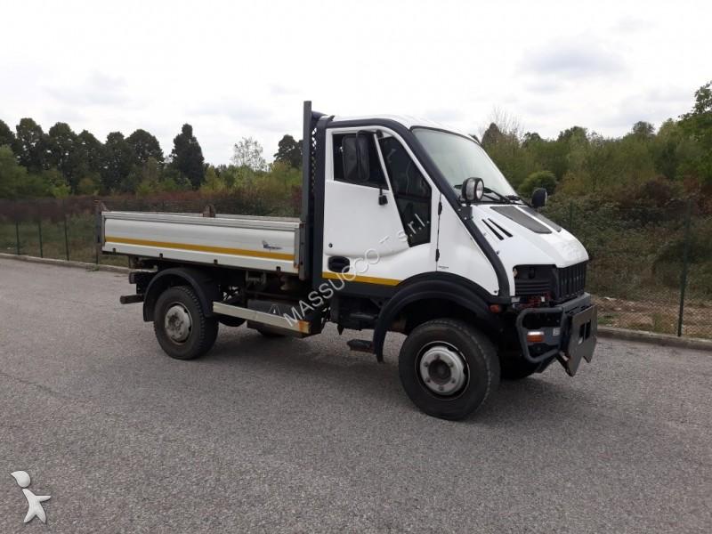 camion bremach t rex 4x4 usato n 2225262