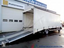 Voir les photos Camion Mercedes 922 Atego Geschlossener Transport + el. Rampen