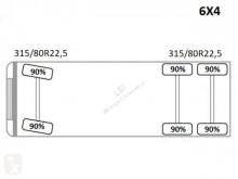 Voir les photos Camion MAN TGA 26.350 Pritshe 6.50m + Kran !!!