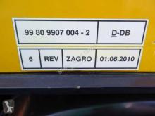 Ver as fotos Camião Unimog MB U400 Zweiwege Zagro 800 Tonnen, Railway