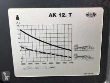 View images Mercedes Arocs 1833 L Absetzkipper Meiller AK 12. T Funk truck