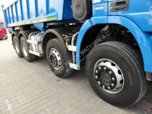 Voir les photos Camion Mercedes ACTROS 4141 / 8X4 / 2 SIDED TIPPER / BORTMATIC /
