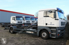 autres camions MAN TGA 18.350 LL  4x2  18.350 LL 4x2, Fahrschulausstattung 4x2 Gazoil Euro 4 occasion - n°2481314 - Photo 15
