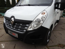 Voir les photos Camion Renault MASTERSKRZYNIA PLANDEKA 10 PALET WEBASTO KLIMA TEMPOMAT PNEUMAT