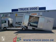 Voir les photos Camion MAN 9.220 Tischer Schiebeplateau Koffer geschlossen