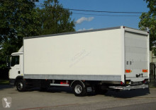 Zobaczyć zdjęcia Ciężarówka MAN TGL 12.180 VIATOLL EURO 5 , kontener 18 palet , winda aluminiowa