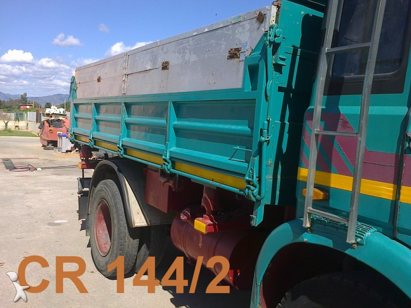 Tractor Trailer For Sale >> Used Fiat 110 three-way side tipper truck 4x2 Euro 6 - n°1086344