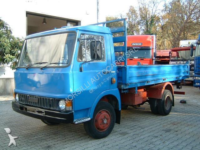 camion iveco benne 65 2 occasion n 1138726. Black Bedroom Furniture Sets. Home Design Ideas