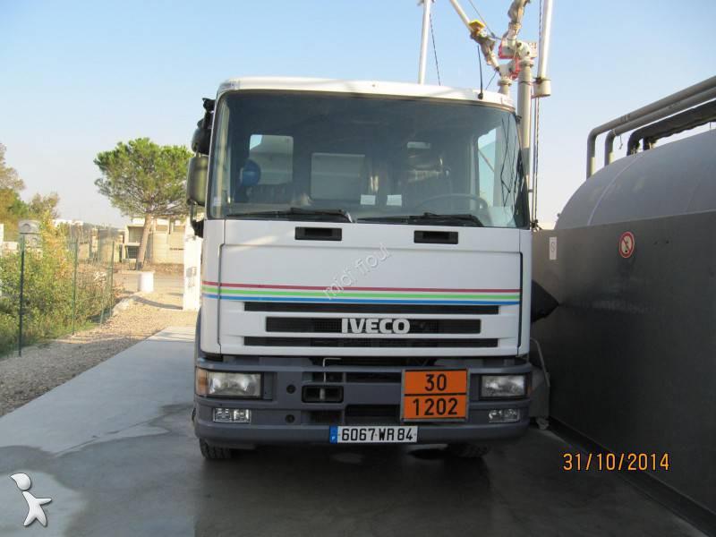 camion citerne hydrocarbures occasion iveco eurocargo 120e18 gazoil annonce n 1145491. Black Bedroom Furniture Sets. Home Design Ideas