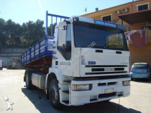 camion Iveco benne Eurotech Gazoil occasion - n°1277430 - Photo 2