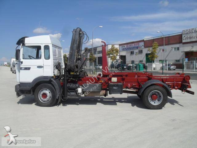 camion renault porte containers midliner midliner m 250