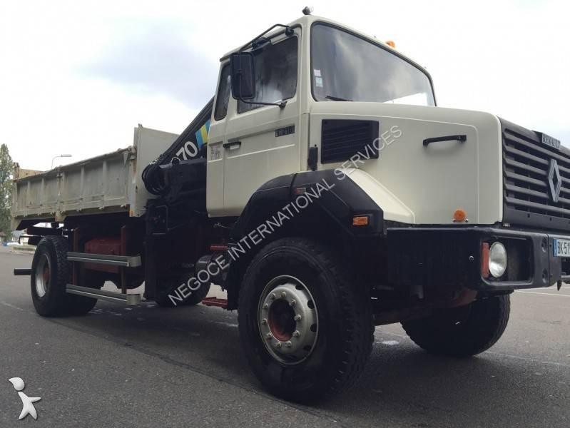camion renault benne gamme c 210 4x2 gazoil euro 6 occasion n 1457595. Black Bedroom Furniture Sets. Home Design Ideas