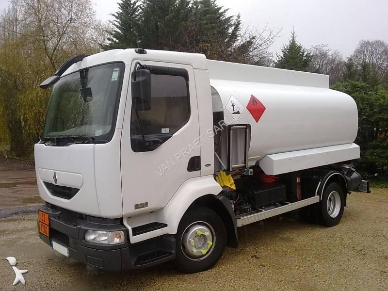 camion renault citerne hydrocarbures midlum 220 4x2 gazoil euro 3 occasion n 1491642. Black Bedroom Furniture Sets. Home Design Ideas