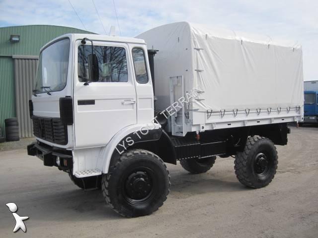 camion renault militaire trm 2000 4x4 gazoil euro 6