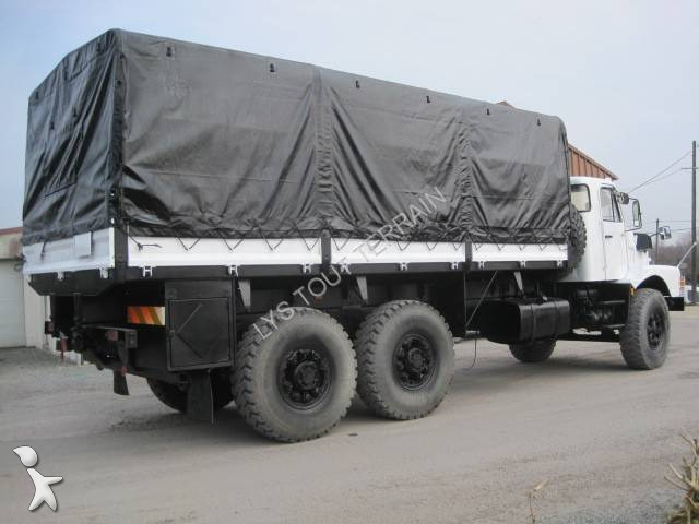 camion volvo militaire n10 20 6x4 gazoil euro 1 occasion n 1512679. Black Bedroom Furniture Sets. Home Design Ideas