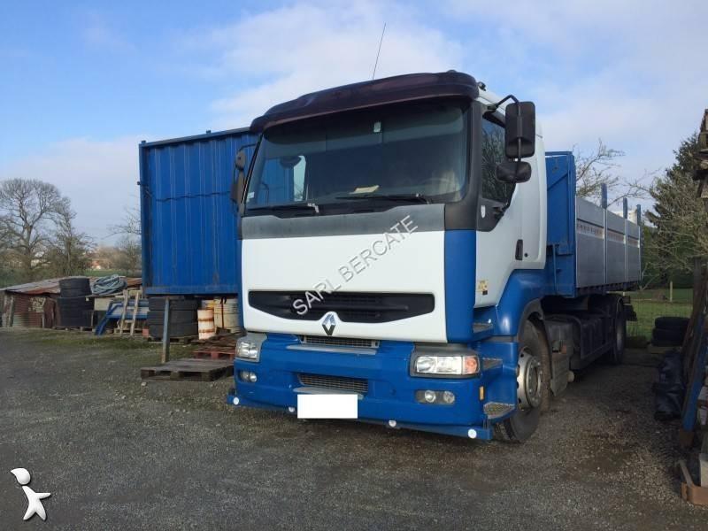camion renault benne premium 400 4x2 gazoil euro 2. Black Bedroom Furniture Sets. Home Design Ideas
