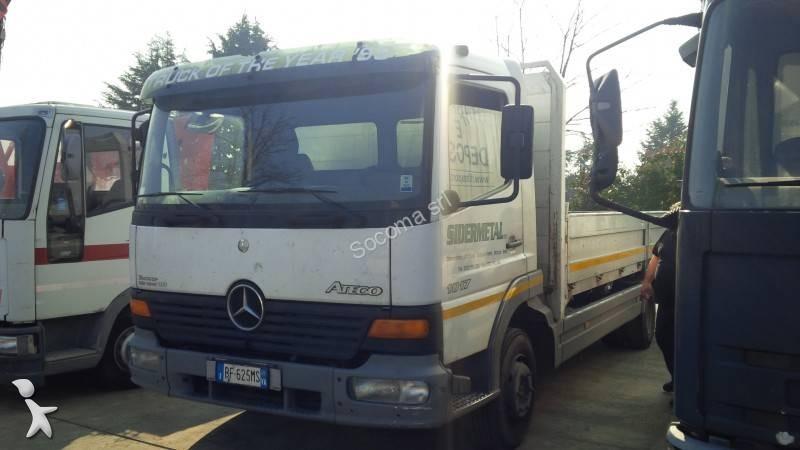 camion mercedes savoyarde 1017 gazoil euro 2 occasion n 1615473. Black Bedroom Furniture Sets. Home Design Ideas