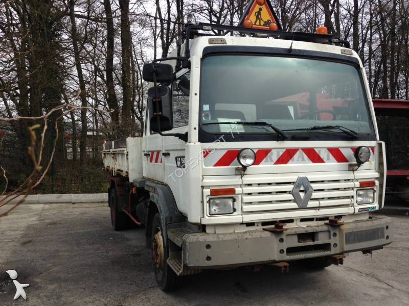 camion renault benne gamme m 150 euro 1 occasion