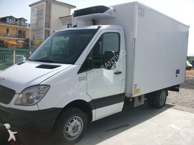 camion mercedes polybenne sprinter occasion n 1651143. Black Bedroom Furniture Sets. Home Design Ideas