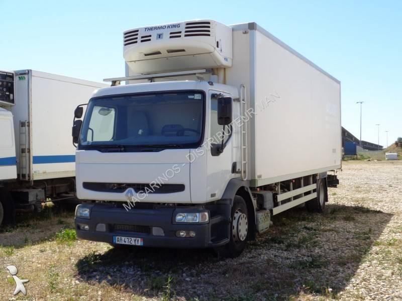 camion frigo occasion renault premium gazoil annonce n 1651784. Black Bedroom Furniture Sets. Home Design Ideas