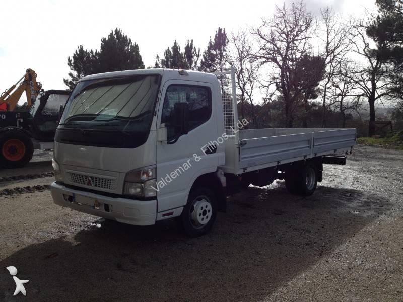 taban kamyon ikinci el araç mitsubishi fuso canter 3c15 mazot