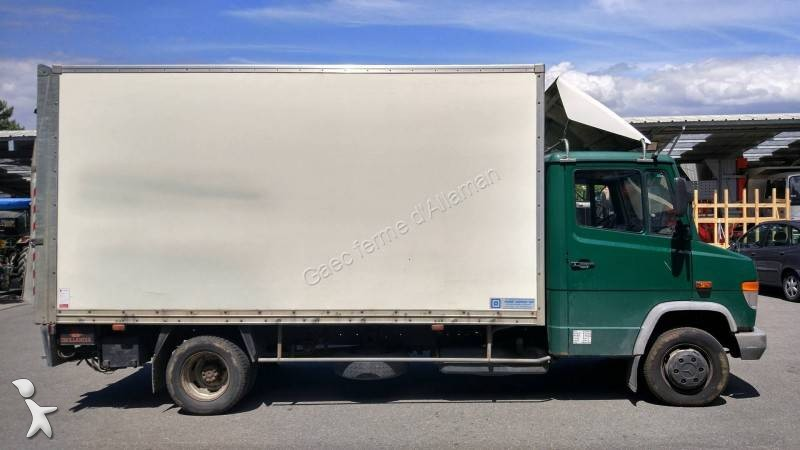 camion mercedes ch ssis vario 614 d occasion n 1688816. Black Bedroom Furniture Sets. Home Design Ideas