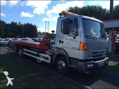 used nissan atleon tow truck 4x2 diesel euro 4 crane n 1710018. Black Bedroom Furniture Sets. Home Design Ideas
