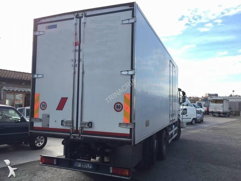 camion iveco frigo thermoking stralis 260 s 50 gazoil euro 5 occasion n 1748211. Black Bedroom Furniture Sets. Home Design Ideas