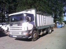 Scania cattle truck
