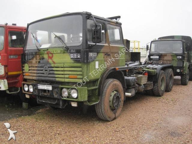 camion militaire occasion renault gamme g 290 gazoil