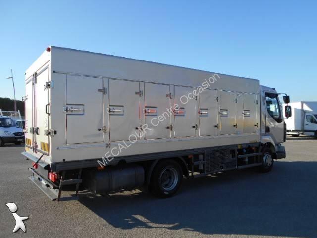 camion renault frigo midlum 220 dxi 4x2 gazoil euro 5 occasion n 1781790. Black Bedroom Furniture Sets. Home Design Ideas