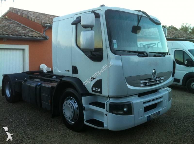 camion renault porte voitures gamme d 440 dxi 4x2 gazoil euro 4 occasion n 1783552. Black Bedroom Furniture Sets. Home Design Ideas