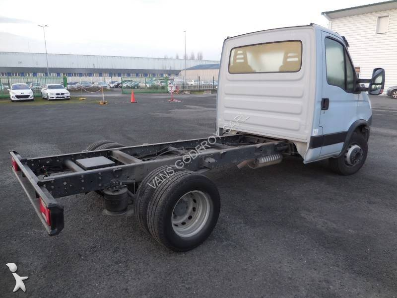 camion iveco ch u00e2ssis daily 65c17 4x2 euro 5 occasion