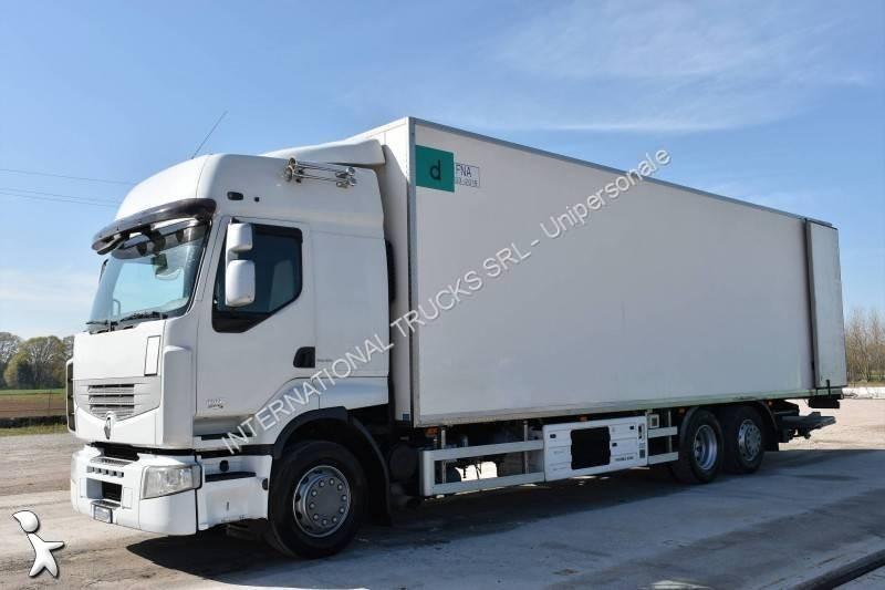 camion renault frigo thermoking premium 450 6x2 gazoil euro 5 hayon occasion n 1800120. Black Bedroom Furniture Sets. Home Design Ideas
