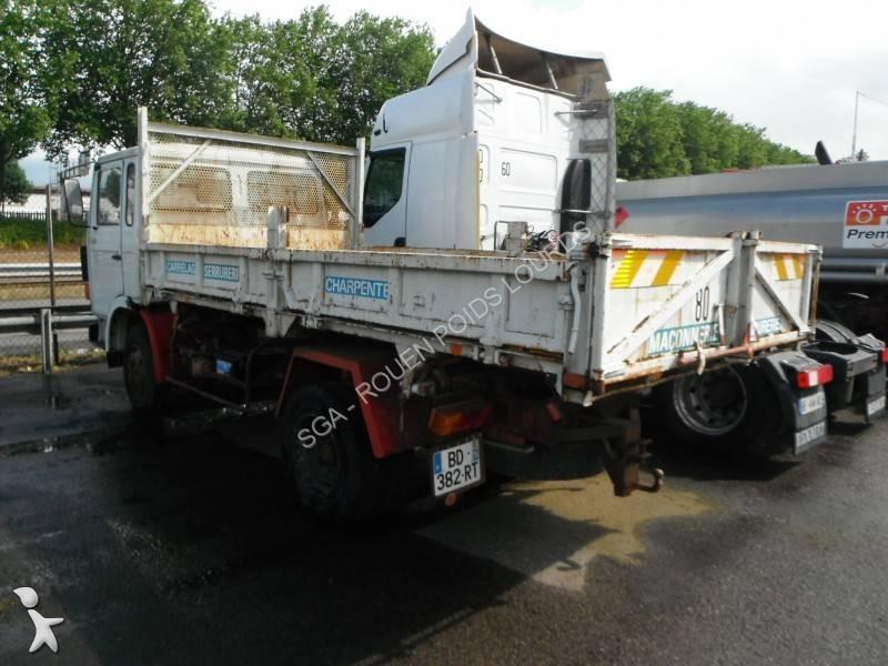 camion renault benne marrel jk 75 4x2 gazoil occasion n 1830662. Black Bedroom Furniture Sets. Home Design Ideas