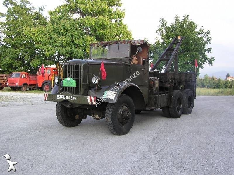 camion mack collection occasion n 1842693. Black Bedroom Furniture Sets. Home Design Ideas