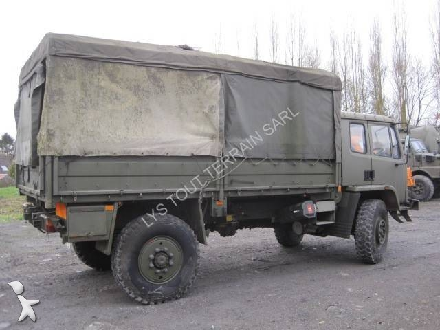 camion daf militaire 4x4 gazoil euro 0 occasion n 1856770. Black Bedroom Furniture Sets. Home Design Ideas