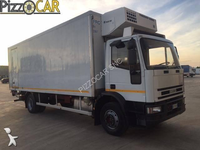 camion iveco frigo eurocargo 150e18 euro 2 usato n 1871266. Black Bedroom Furniture Sets. Home Design Ideas