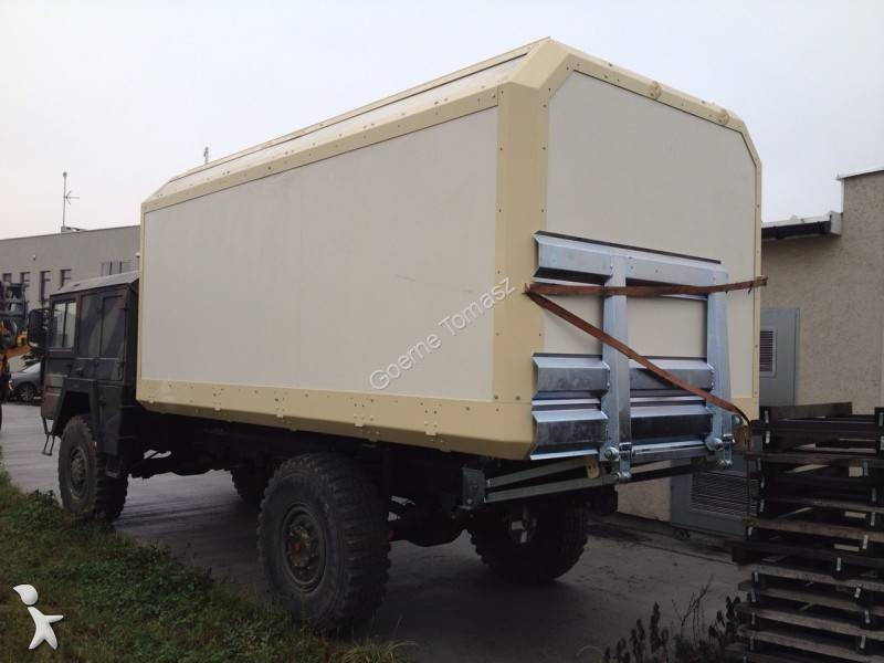 camion man militaire kat1 4x4 gazoil occasion n 1896123. Black Bedroom Furniture Sets. Home Design Ideas