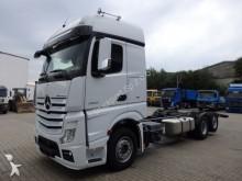ciężarówka Mercedes podwozie ACTROS 2558 L 6X2 Euro6 Fahrgestell BDF Luft 6x2 Olej napędowy Euro 6 nowe - n°1910987 - Zdjęcie 2