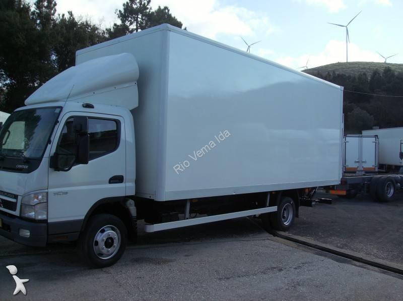 izoterm kamyon ikinci el araç mitsubishi fuso canter 7c18 - İlan