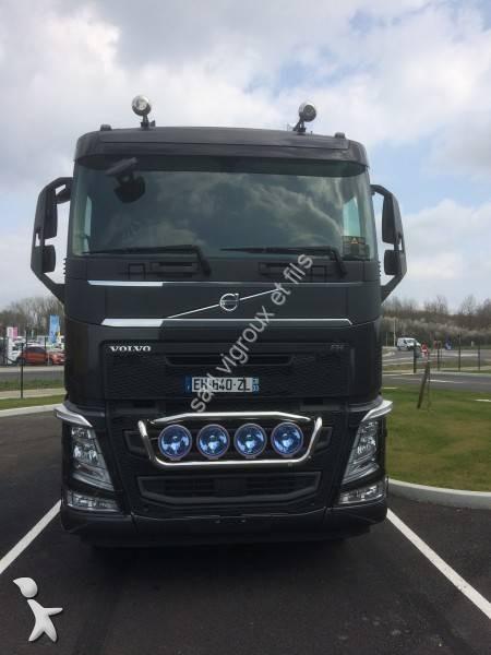 camion volvo grumier fh 500 6x4 gazoil euro 6 neuf