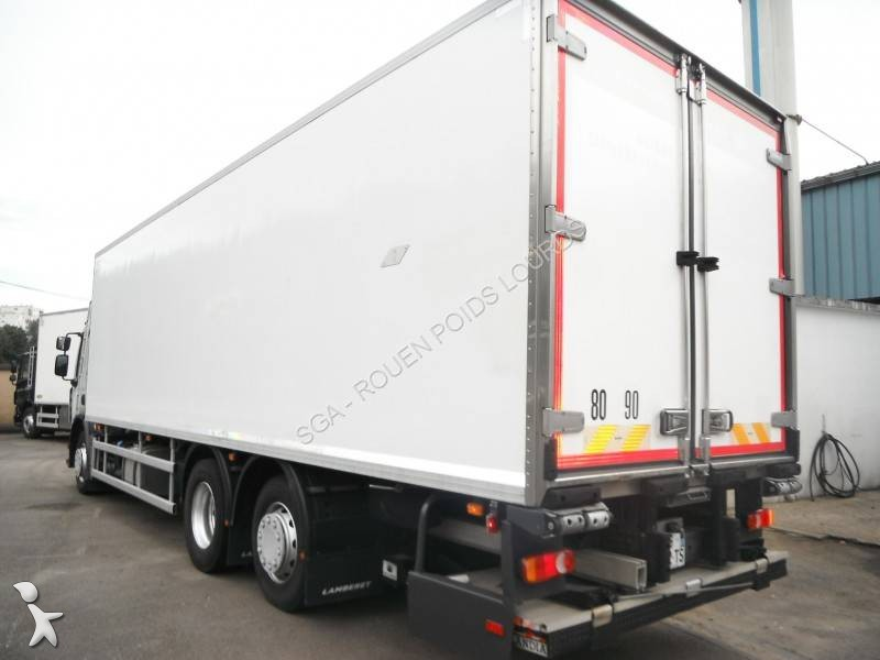 Camion renault frigo thermoking mono temp rature premium - Temperature du frigo ...